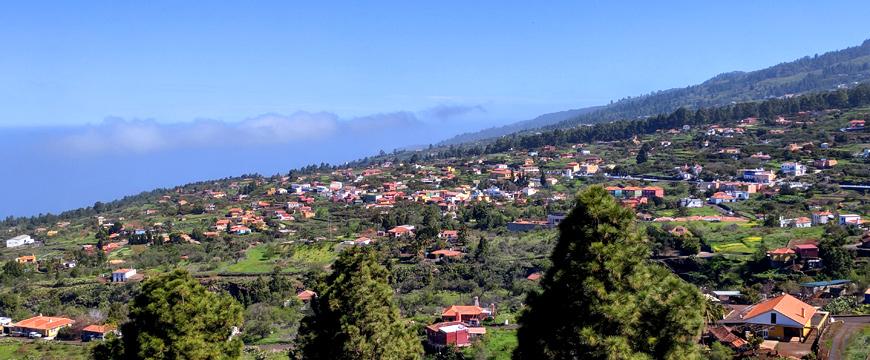 Der Ort Puntagorda