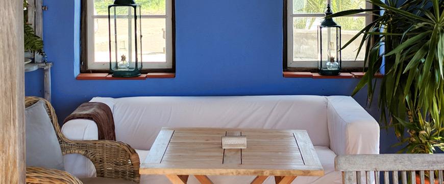Restaurante Azul bei El Castillo