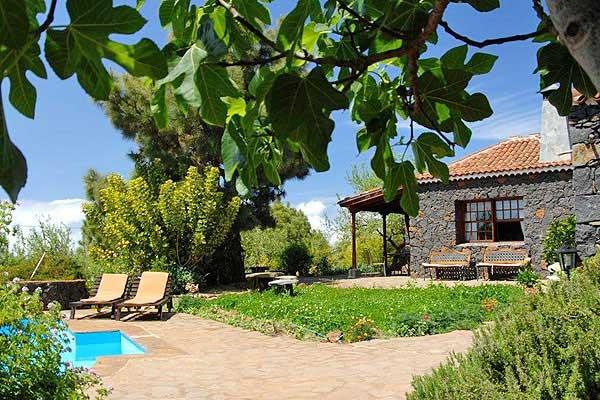 Haus mit Meerblick in schöner Lage auf La Palma