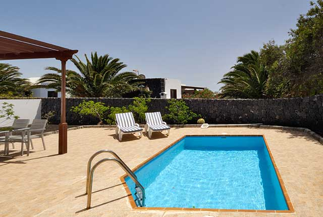Ferienhaus Playa Blanca Pool