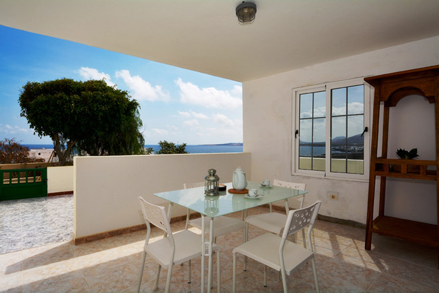 Appartement Punta Mujeres Meerblick