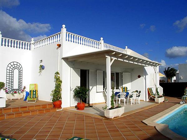 Exklusive Villa auf Lanzarote