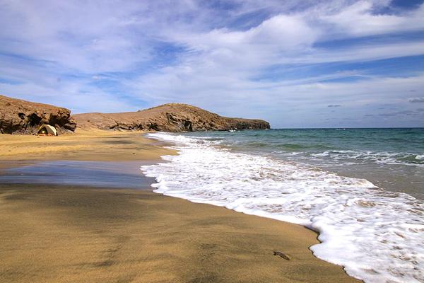 Strand auf Lanzarote