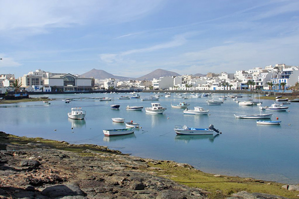 Boote auf Lanzarote