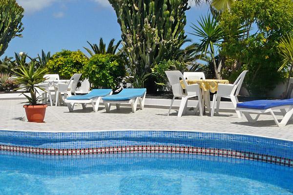 Pool auf Lanzarote