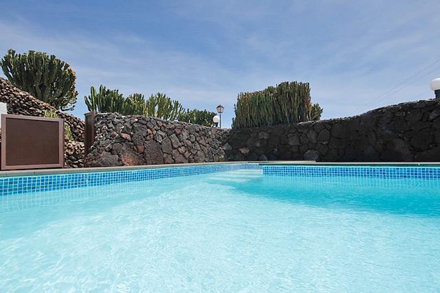 Ferienhaus La Asomada Pool