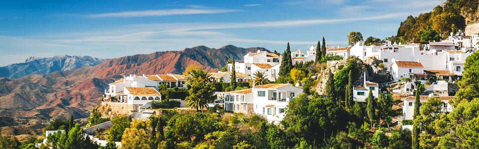 Meerblick Andalusien