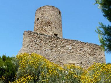 Die Burg von Capdepera