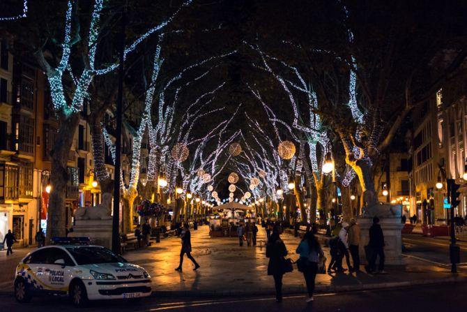 Mallorca zu Weihnachten