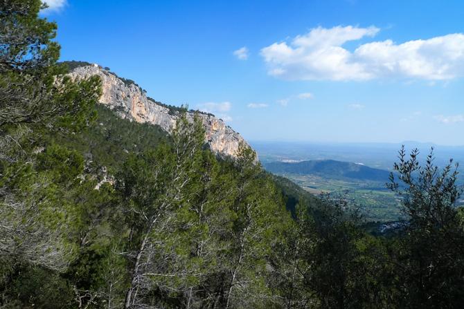 Wanderung zum Castell d'Alaró