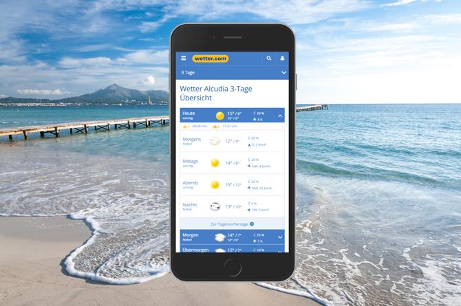 Nützliche Apps für den nächsten Mallorca-Urlaub