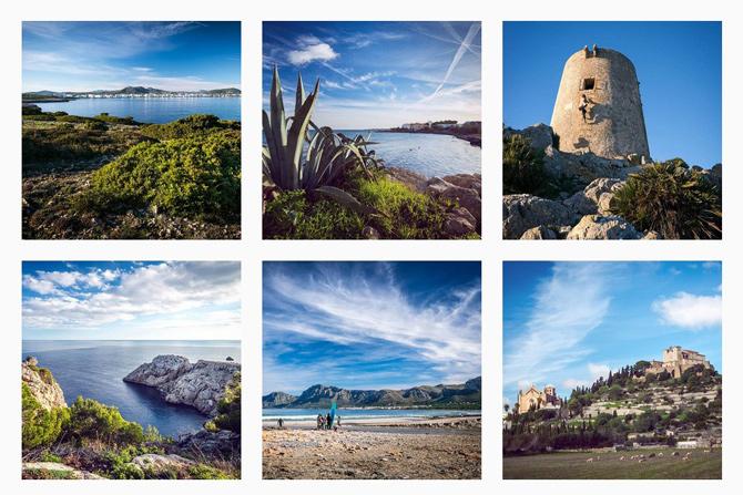 Mallorca Instagram