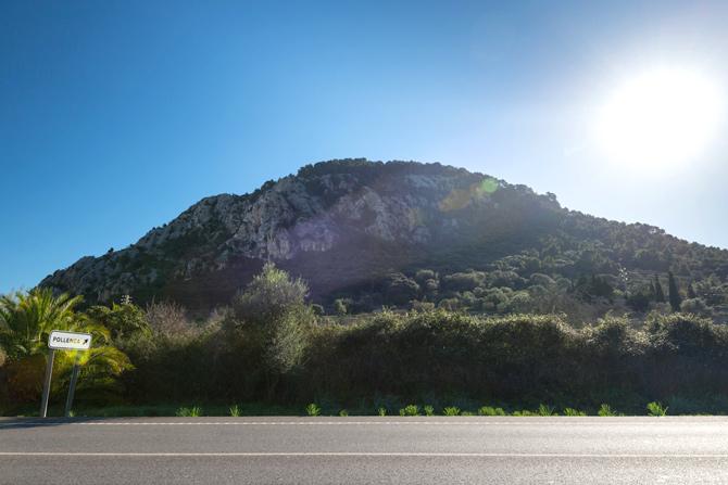 Puig de Maria bei Pollenca