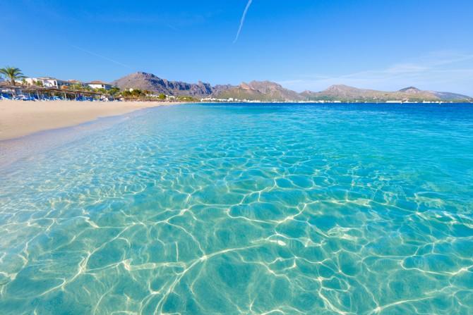 Hier sieht Mallorca aus wie die Karibik
