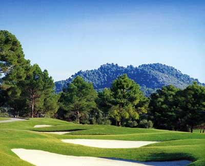 Alcanada Golfplatz Mallorca