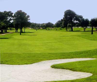 Golfplatz Mallorca Son Antem West