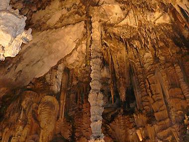 Tropfsteinhöhlen Arta