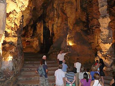 Höhlen von Arta