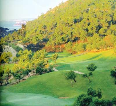 Mallorca Golfplatz Bendinat Calvia
