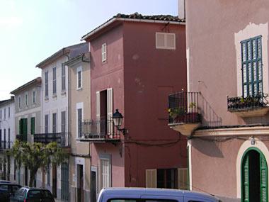 Häuser in Buger