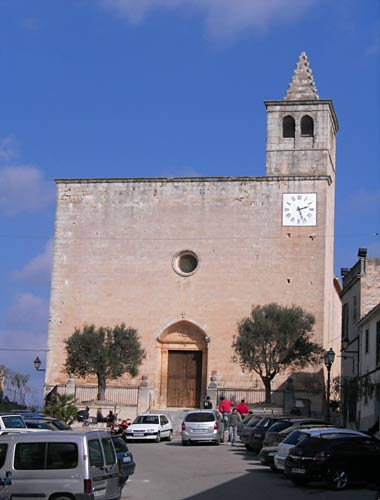 Kirche Sant Pere