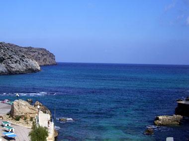 Cala Sant Vicente