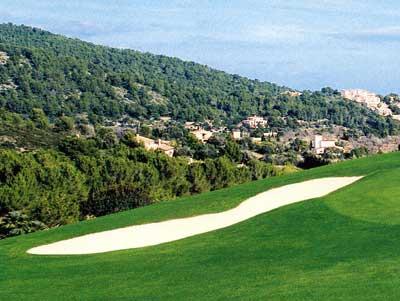Golfplatz Mallorca Canyamel