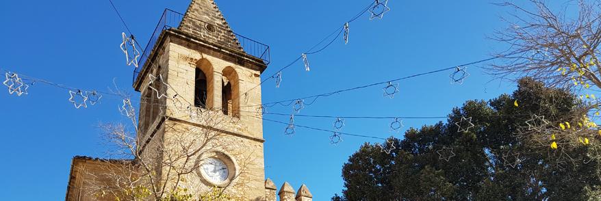 Pfarrkirche Sant Joan Batista in Son Servera