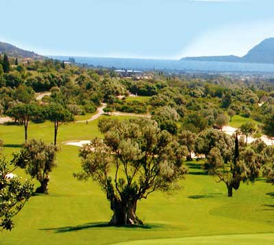 Golfplatz Pollensa Mallorca