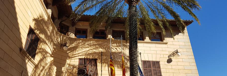 Rathaus in Son Servera