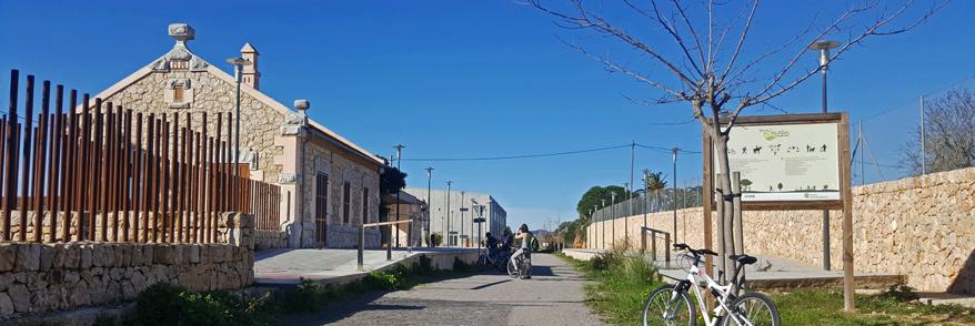Radweg Via Verde bei Son Servera