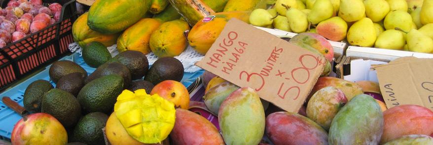 Wochenmarkt in Manacor