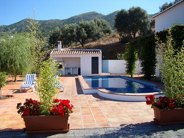 ferienhaus aneta bei competa in andalusien mit pool. Black Bedroom Furniture Sets. Home Design Ideas