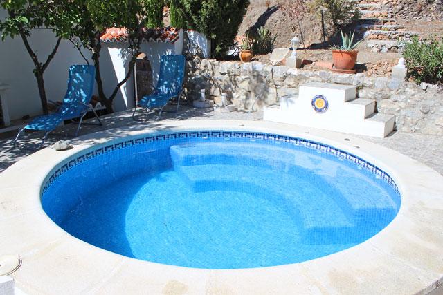 Ferienhaus Andalusien Pool