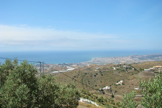 Ferienhaus Andalusien Meerblick