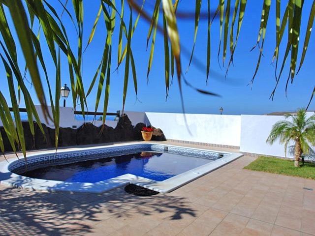 Villa Anais Roja bei Playa Paraiso auf Teneriffa