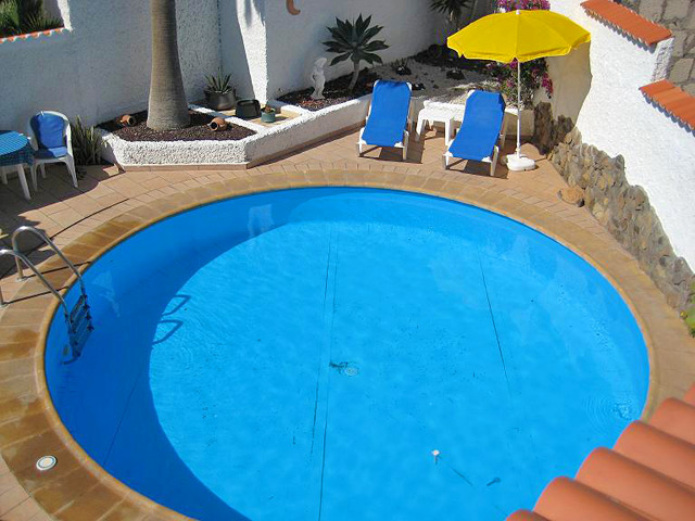 Ferienhaus Poris de Abona Pool