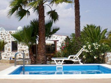 Ferienhaus bei Las Palomas